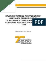 Nuovo FDS Telefin