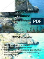 Eco Tourism Potential of Samos Presentation