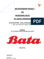 BATA Summer Internship