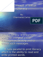 Concept of Visual Literacy