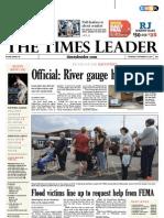 Times Leader 09-15-2011