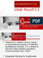Global Touch11 at a Glance