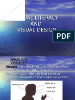 Visual Literacy and Visual Design