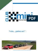Dossier Club +MINI 2011