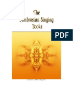 The Ambrosian Singing Books - Gordon Christy-Stefanik