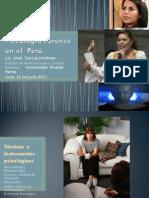 Introduccion  Ucsur Psicología Forense