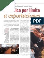 Polemica exportacion de ganado en pie Fedegan Jose Felix Lafaurie