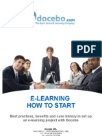 [ENGLISH] E-Learning how to start