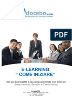 [ITALIAN] E-Learning, come iniziare