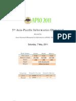 Apio2011 English