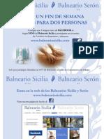 Concurso facebook Balneario Sicilia