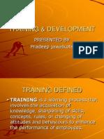 25 Traning Development