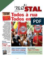 Jornal do STAL Edição n.º 99 - Setembro2011