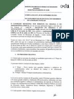EDITAL Nº 02 - PROCESSO SELETIVO SUPLEMENTAR DE ESCOLHA DOS MEMBROS DO CONSELHO TUTELAR DE IGUATU