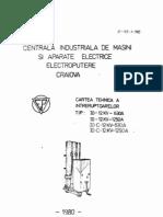Carte Tehnica IO 12Kv