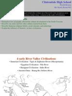 4 Ancient River Civilizations