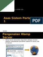 Kursus Portal Joomla 2011 - 01