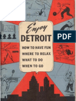 Enjoy Detroit 1947
