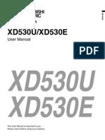 Plugin Mitsubishi Xd530e Manual