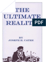 Cater Joseph H. - The Ultimate Reality