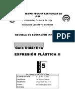 GUÍA EXPRESIÓN II RENOVADA 2 TARDE