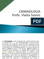 CRIMINOLOGIA Primeira Aula (Lido)