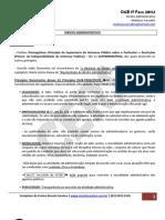 Resumo de Direito Administrativo - Para OAB