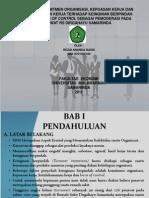 Presentasi Pra Seminar (Seminar I)