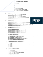 DMV Questions 1