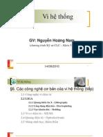 Vi He Thong - Ngay06 - NHNam