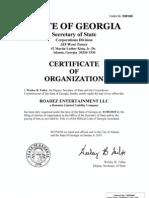 DeJournett Georgia Company #5