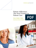 CapGeminiReport-Patient Adherence Next Frontier