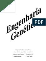 engenharia genética biologia
