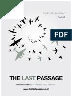 PRESSBOOK / THE LAST PASSAGE