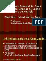 Introdução+ao+Curso+pósgraduação