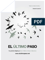 DOSSIER DE PRENSA / EL ULTIMO PASO