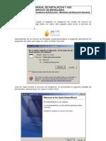 Manual de Instalacion y Uso