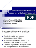 The new poverty and inclusive growth agenda in Indonesia (Presentation)
