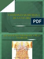 Patología Qx d la Vía Biliar