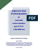 Proyecto Integrado - programaciones