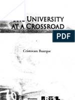 The_Univerity_At_a_CrossRoad