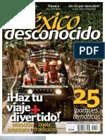 Mexico Desconocido #410 Abril 2011 - En busca del gran desconocido. Expedición al río San Pedro Mezquital