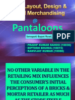 PANTALOONS_Store Layout, Design & Visual Merchandising