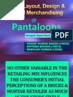 PANTALOONS_Store Layout, Design & Visual Merchandising