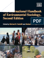 International Handbook of Environmental Sociology 2st Ed