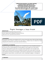 Projeto Homenagem a Campo Grande - MS