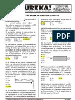 II MARATÓN EUREKANA DE FÍSICA 2009 – II