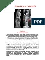 Afrodita o Venus Calipigia