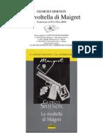 George Simenons - La Rivoltella Di Maigret