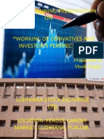 History of Derivative Trading at NSE